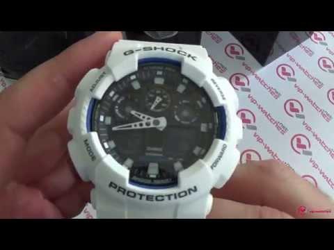 Casio - G-Shock GA-100B-7AER