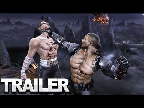 Mortal Kombat - Vita Gameplay Trailer -1rWwTP7xmis