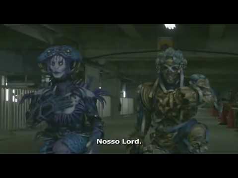 Kamen Rider Kiva O Rei do Castelo do Inferno legendado