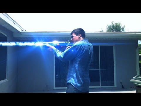 After Effects- Plasma Rifle/Laser Weapon