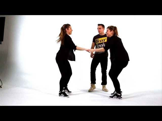 How to Get Your Friends to Dance | Dancing for Beginners