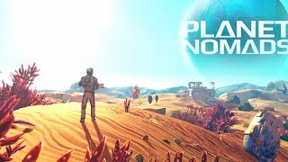 Planet Nomads - Early Access Launch Trailer