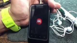 Hard Reset Motorola Xt303