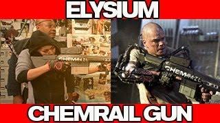 Elysium Chemrail Gun Build with AtomicMari from Smosh!
