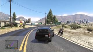 GTA 5: Jeep Grand Cherokee (Canis Seminole) Gameplay
