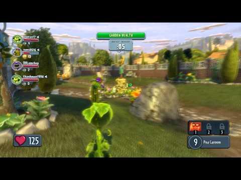 Cùng Chơi Plan Vs Zombie Garden Warfare #1