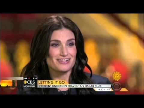 IDINA MENZEL of