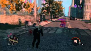 Saints Row: The Third Spécial Cheat Code