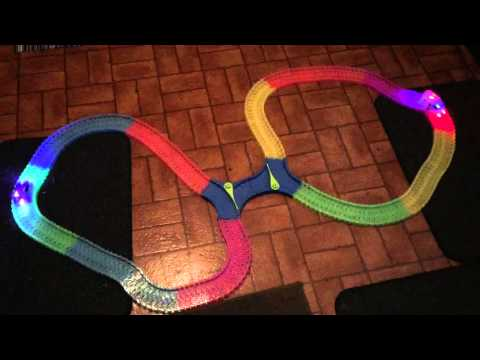 Twister Tracks Bump & Go