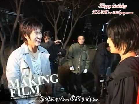 [360kpop's Vietsub] All About TVXQ Season II - Drama Making Film [ 2/3 ]
