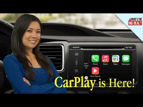 Apple CarPlay: Apps, Maps, and How it Works