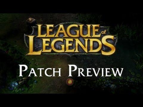 League of Legends - Darius Patch Preview