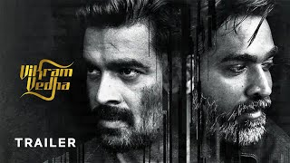 Vikram Vedha Tamil Movie Official Trailer | R Madhavan