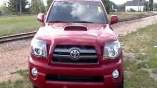 2013 TOYOTA TACOMA SPORT TRD 4X4 DOUBLE CAB REVIEW BACK UP CAMERA WWW NHCARMAN COM videos