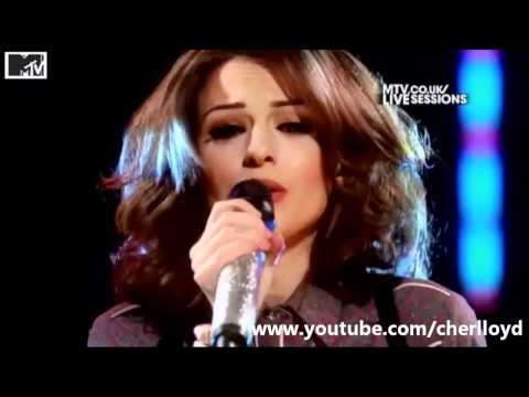 Cher Lloyd - Superhero (Acoustic) @ MTV Live Sessions HD