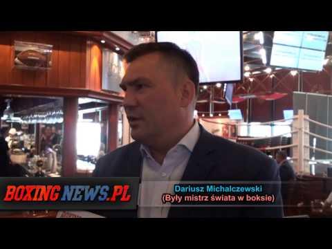 Michalczewski: Szpilka nie ma pokory. Jestem załamany, że Adamek tak zaryzykował. (16.4.14)