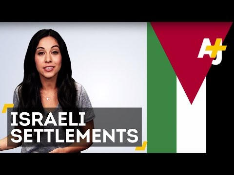 Israeli Settlements Explained