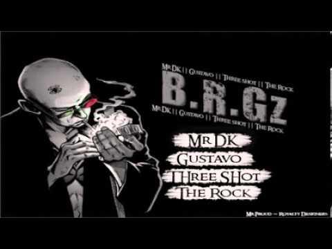 Mr.D.K -- ft.-- Three Shot --- حظر تجوال --- B.R.Gz Group