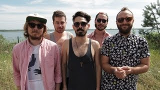 Local Natives - Heavy Feet /// Berlin Sessions #63