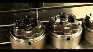 Видео Сверление литья
