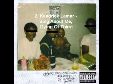 top 10 hip hop tracks 2012