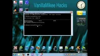 How To Bypass/Hack A Windows 7 Administrator Account (CMD