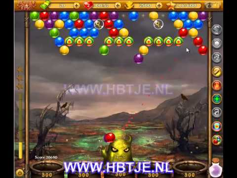 Bubble Epic level 25