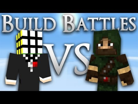 Minecraft Build Battles - Season 2: GeorgewithaG VS iDaviidZz