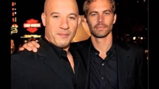 VIN DIESEL Y LA MUERTE DE PAUL WALKER!! Vin Diesel Talks