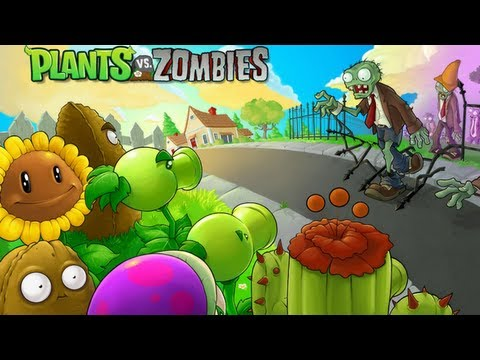 Klagmar's Top VGM #1,198 - Plants vs. Zombies - Zombies On Your Lawn