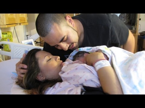 Meet My Baby Boy! Labor and Delivery Story 7.24.12