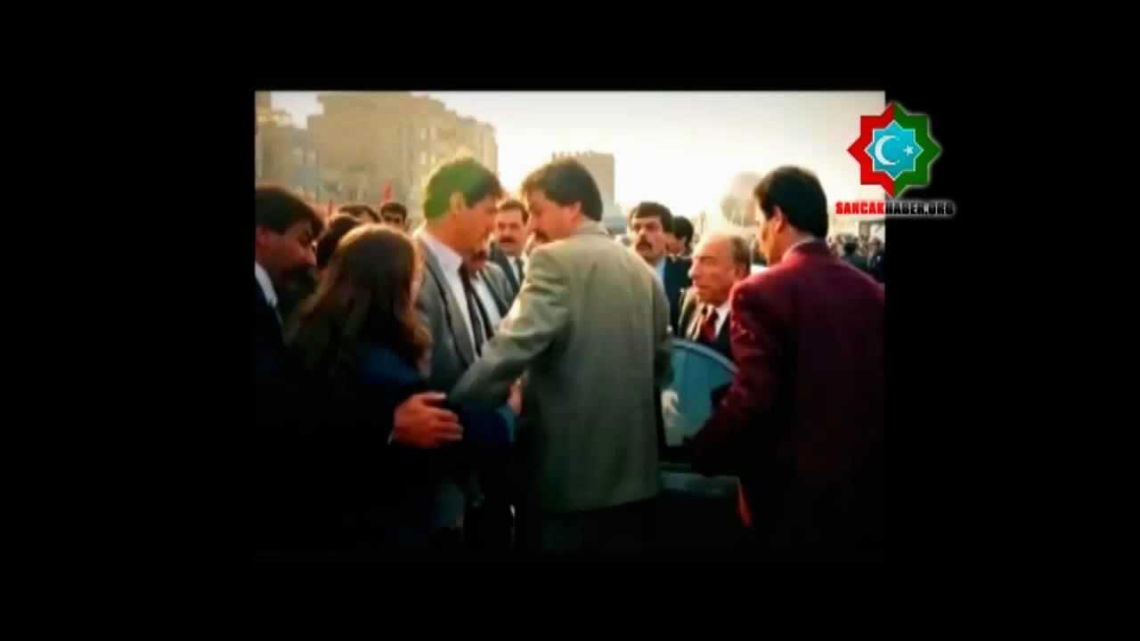 Biz 'Başbuğ Türkeş' Diye Gökleri Yırtardık! - Diyarbakır Mitingi