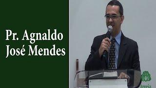 Pr. Agnaldo Jos