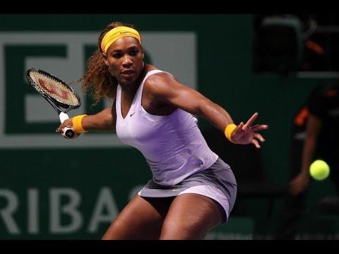 Serena Williams vs Angelique Kerber   2013 TEB BNP Paribas WTA Championships- Istanbul Highlights