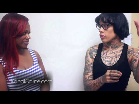Che Mack talks Love & Hip Hop on KandiOnline