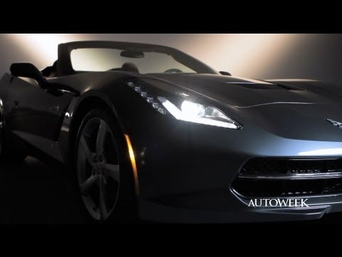 2014 Corvette Stingray Convertible - detailed video walkaround
