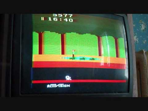 Pitfall! - Atari 2600 Pitfall! Review - User video