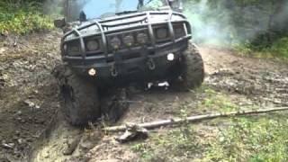 Wheeling ....slippery when wet . videos