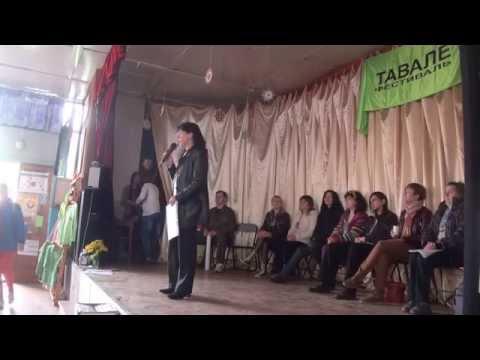 """00047 Фестиваль """"Тавале"""", представление тренеров 91 блока (9.05.2015)"""