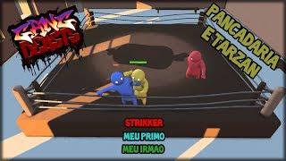 Gang Beasts Pancadaria E Tarzan