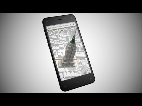 Amazon Fire Phone Impressions