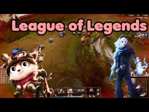 LoL Lets Play german Anfänger S6 / League of Legends Teemo Guide !? [Deutsch] [FullHD] [60p] !!!