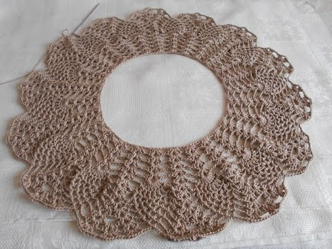Blusa tejida en crochet /  Blusa tejida para dama en ganchillo parte 1