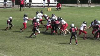 2009 Sweetwater Ravens Football games 1st Half of the Season1-4(WDR Pros) view on youtube.com tube online.