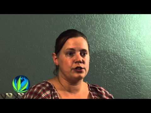 Multiple Sclerosis and Cannabis: Maria Green of MI 2013