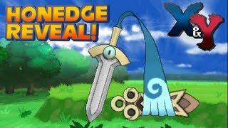 Pokémon X And Y New Pokémon: Honedge Analysis