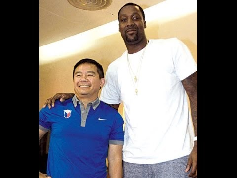 Andray Blatche now officially a Filipino