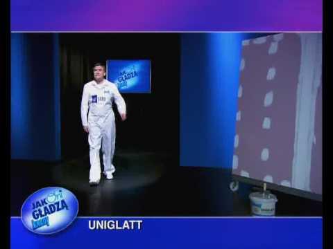 Knauf - gładź Uniglatt