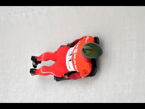 Men's and Women's Skeleton Selection Race, Park City, October 29
