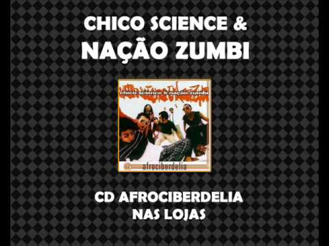 Chico Science & Nação Zumbi -- Maracatu Atômico - Video Oficial